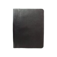 Entrepeneur Zippered Padfolio