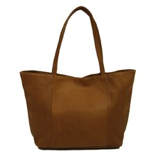 Fashion Avenue Women's Tote Bag in Saddle