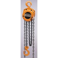 Ton CF Style Manual Hand Chain Hoist With 10' Chain Fall