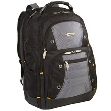"17"" Drifter II Laptop Backpack in Black/Gray"