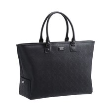 ZMG Monogram Large Tote Bag