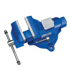 "4"" Heavy Duty Workshop Vise"