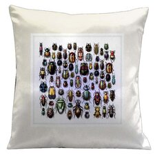 Botanic Beetles Pillow