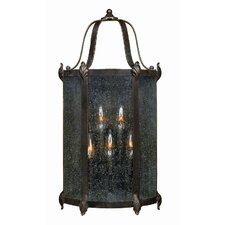 Old Sturbridge 6 Light Outdoor Wall Lighting