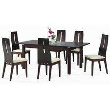 Cafe-30 Soho 7 Piece Dining Set