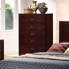Otago 5 Drawer Chest