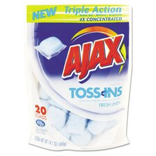 Toss Ins Powder Laundry Detergent (Set of 4)