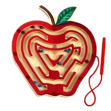 Magnetic Apple Maze