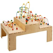 Step Up Roller Coaster Table
