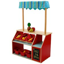 Market Store Toy Set
