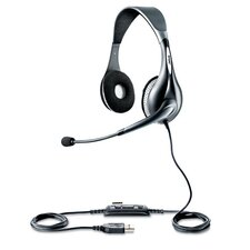 Uc Voice 150 Binaural Over The Head Corded Headset
