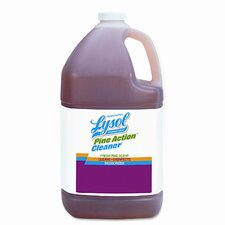 Disinfectant Pine Action Cleaner, 1gal Bottle