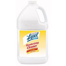 Disinfectant Deodorizing Lemon Scent Cleaner