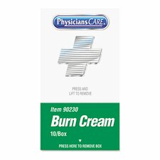Xpress First Aid Refill Kit of Burn Cream (Set of 10)