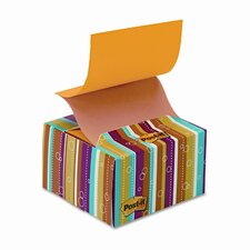Pop-Up Note Pad in A Desk Grip Decorative Box