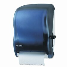 Lever Roll Towel Dispenser with O Transfer Mechanism