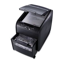 Stack-and-Shred Medium Duty 80-Sheet Cross-Cut Shredder
