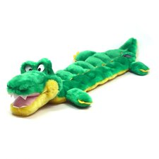Squeaker Mat Lb Gator Dog Toy