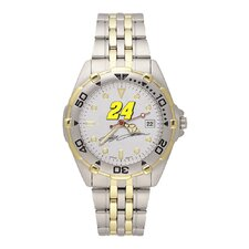 NASCAR Driver Men's All Star Bracelet Watch