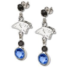 NFL Logo Crystal Earrings