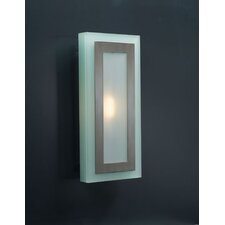 Slim 1 Light Wall Sconce