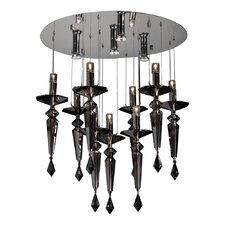 Lamore 13 Light Crystal Chandelier