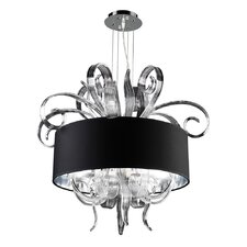Valeriano 4 Light Chandelier