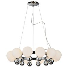 Pluto 12 Light Chandelier