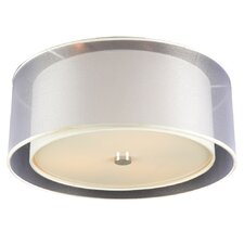 Merritt 3 Light Flush Mount
