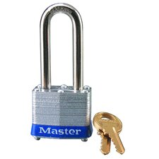No. 3 Long Shackle Laminated Padlock