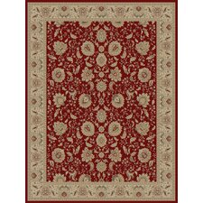 Empire Red/Ivory Rug