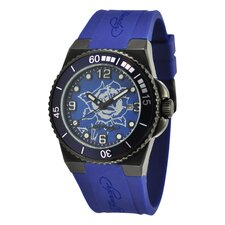 Women's Immersion Rose Watch in Blue