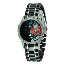 Women's Jasmine Watch in Black