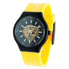 Unisex Neo Watch in Yellow