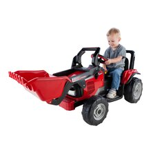 12V Case IH Power Scoop Tractor
