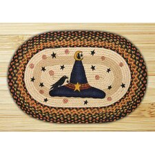 Witch Hat Novelty Rug