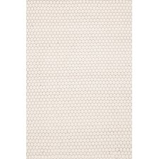 Indoor/Outdoor Ivory Rope Rug