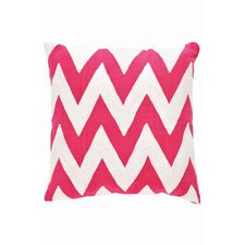 Fresh American Chevron Polypropylene Pillow