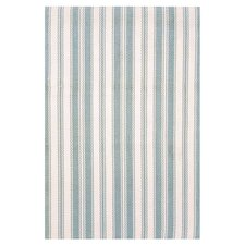 Woven Coastal Living Light Blue/Ivory Rug