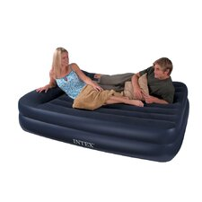 Inflatable Twin Bed with Box Spring