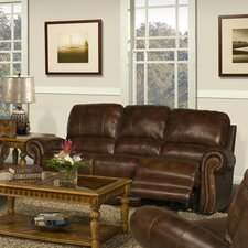Motion Thor Leather Reclining Sofa