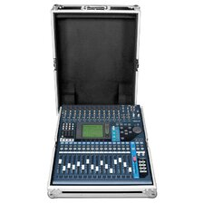 Case for Yamaha 01V Mixer with Low Profile Wheels