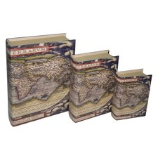 Terrarium Book Box (Set of 3)