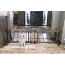 Design Studio 2-in-1 Free Standing Gate