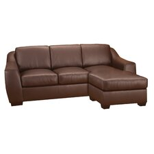 Magic Leather Sectional