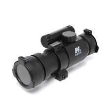1x30 Red Dot Sight with Ring Dovetail in Black