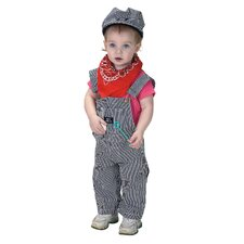 Jr. Train Engineer Suit for 18 Months Costume