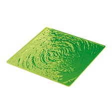 Aqua Plate Mat in Green