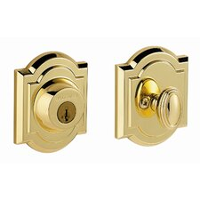 Prestige Single Cylinder Arched Deadbolt