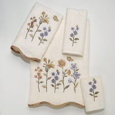 Premier Country Floral 4 Piece Towel Set